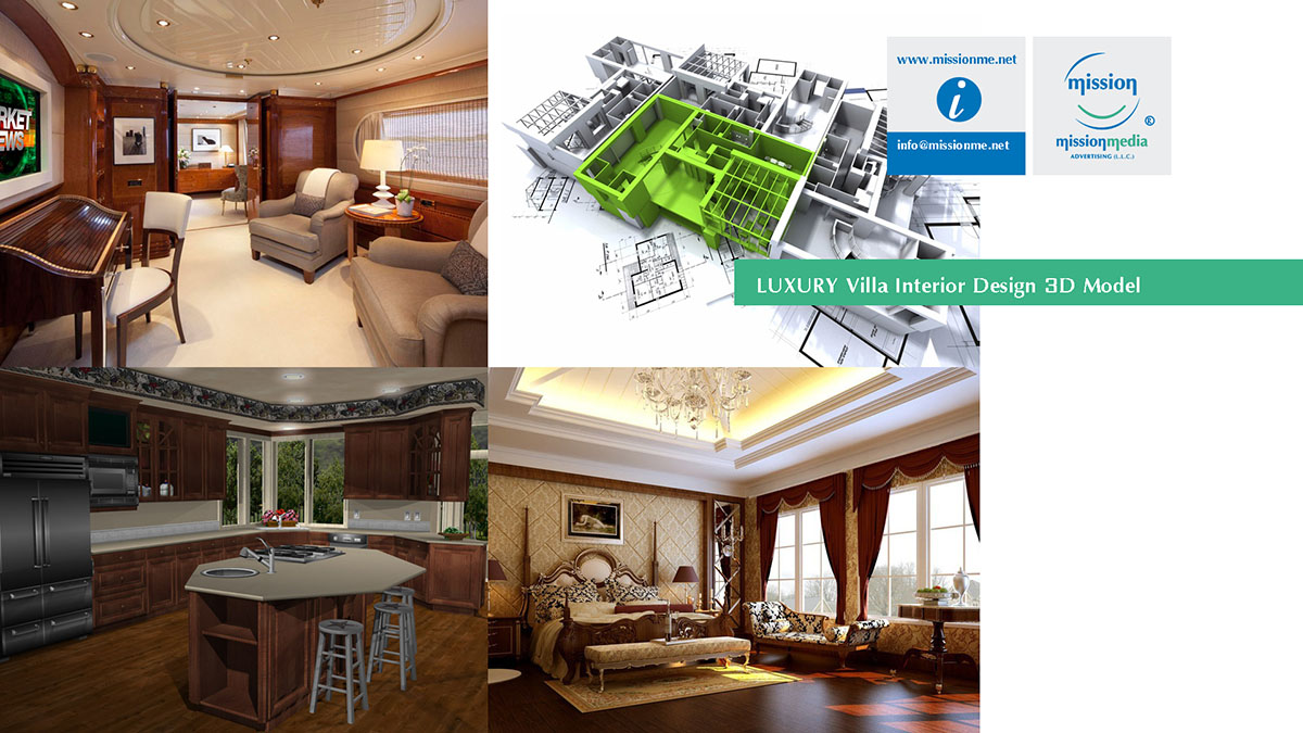 07 Mission 3D LUX Villa Interior Design