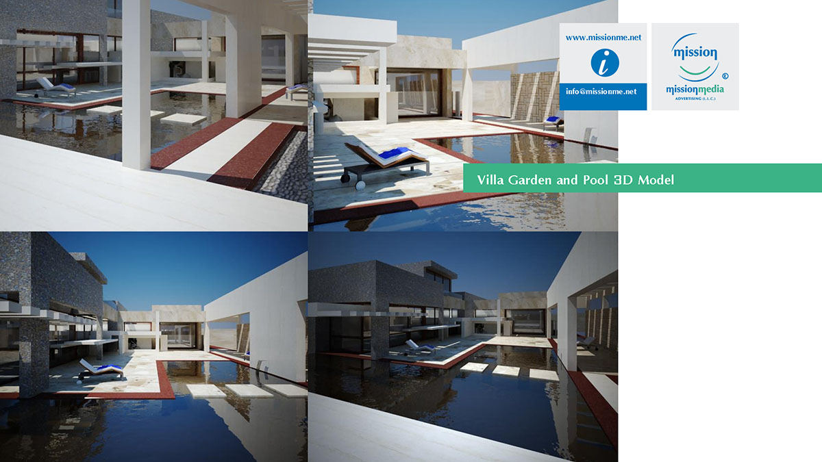 11 Mission 3D Villa Interior Design
